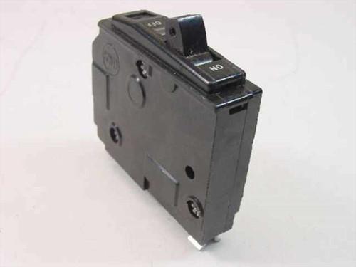 Square D Type 00 1 Pole 15 Amp Circuit Breaker LD-841