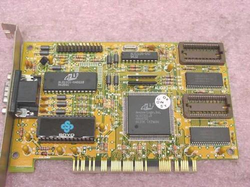 Hercules ALIGUI2-060 Stingray PCI Video Card