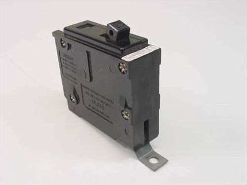 Westinghouse MJ-1588 Type BA 1-Pole 15 Amp Circuit Breaker