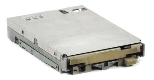 "Toshiba ND-3561GR 1.44MB 3.5"" Floppy Drive - No Face Plate - AS IS"