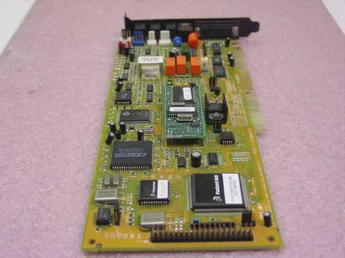 Packard Bell / SRS Technology Internal Modem ISA Sound Card FCC ID 138-MMSN834
