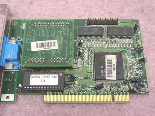 Compaq PCI Video Card STB 1X0-0403-007 (247425-001)
