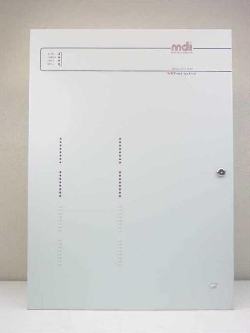 Monitor Dynamics, Inc RTU-200 2-AC/FIM Safenet System Mfg Date: 4/95 - 10VAC