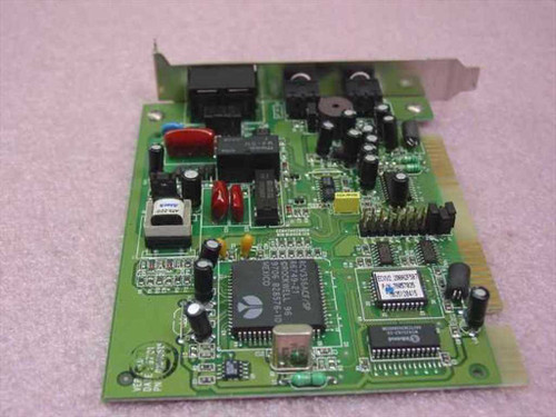 Rockwell 56K ISA Internal Modem Card F34PVS