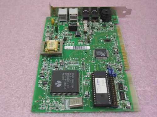 Boca Research 56K ISA Internal Fax/Data Modem Card MD56I