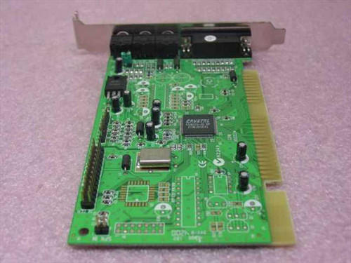 Crystal 3D ISA Sound Card PT-2318-4