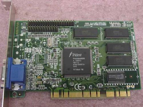 Jaton PCI Video Card (8267A/V8)