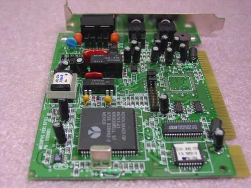 Rockwell ISA Modem Card MR56PVS 91 AC001 181