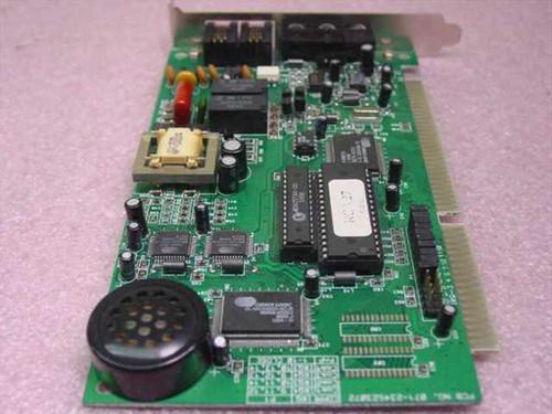 Cirrus Logic 16Bit ISA Modem Card CL-MD3450D-SC-B