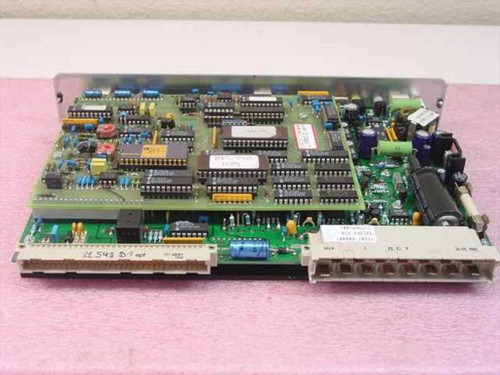 Baldor-ASR BTS10-2.5/8-24-RL-708 Power Supply Board - FSI Polaris