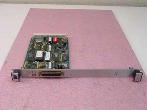 Whedco VME-3550 Servo Module VMEbus PCB Board - FSI Polaris Wafer Processing