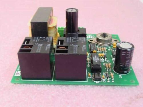 FSI 29066-400 Rev C Power Control Board - FSI Polaris Wafer Processing