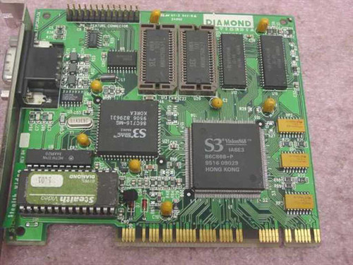 Diamond PCI Video Card Stealth Video 1.01