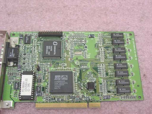 ATI Mach64 PCI Video Card 109-30200-00