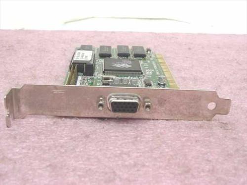 ATI Rage 3D II PCI 2MB Video Card 1024060601513680