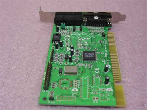 Crystal CX4235-XQ3 16-Bit ISA Sound Card with Game / MIDI Port - Tested GOOD