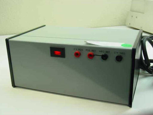 Power One PR 1857 Power One PR 1857 Power Supply ± 5 Volt DC - 115 VAC Input