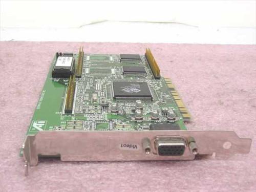 ATI 3D RAGE II& DVD PCI Video Card (109-40100-00)