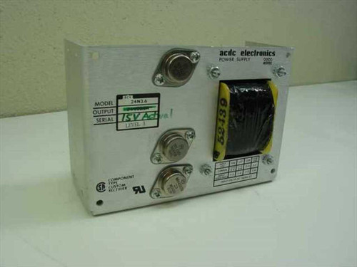 ACDC Electronics Power Supply (24N3.6)