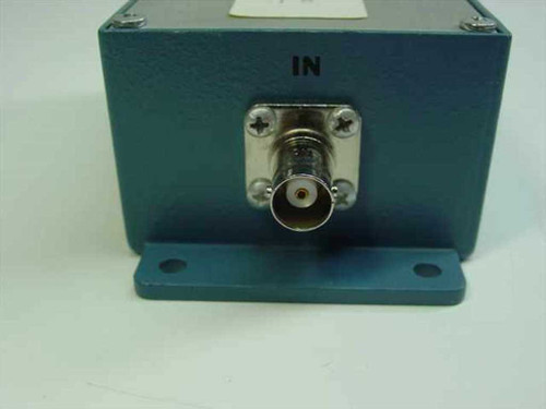 Bessel 6.5 MHz 5 Pole Bessel Filter 50 Ohms In/Out Low Pass in Enclosure