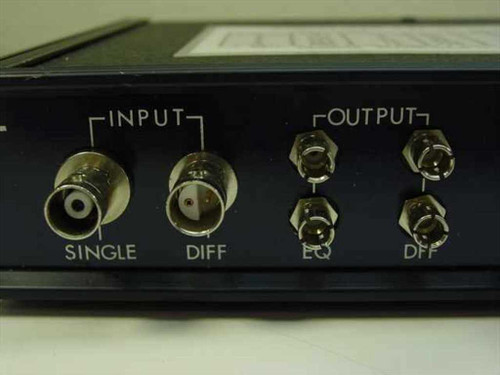 ARD EQ/Filter RF Signal Booster / Equalizer with dB and MHz Control Knobs