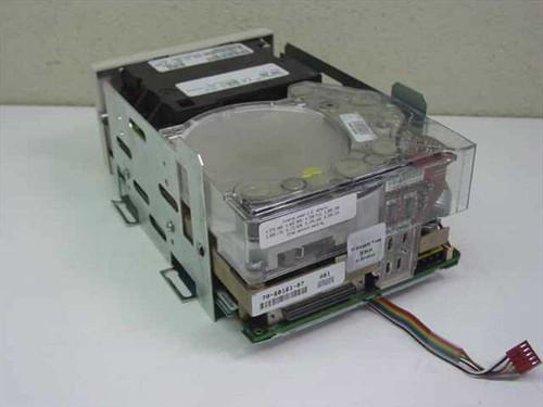 Quantum TH6AA SCSI Internal Tape Drive - 35/70GB DLT - As Is