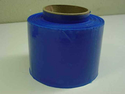 Crosstex Finger Lift Edge Blue Barrier Film-1200 Sheet Roll BFBL