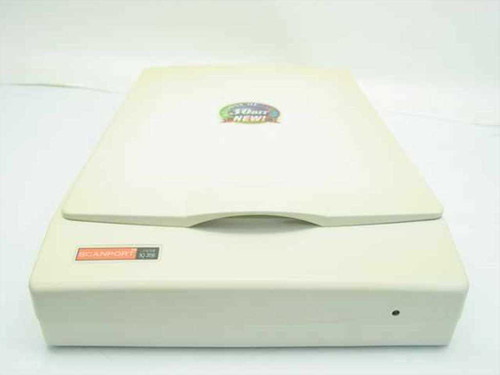 ScanPort 4800 DPI Max Res Color Scanner (SQ 2030)