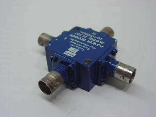 Technical Research DL307 3-Way 20 to 1000 MHz  Power Divider