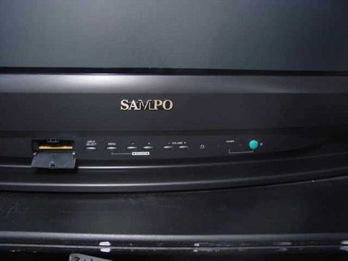 "Sampo VME-23V3 32"" Color CRT Television - 2 RCA Inputs - No Remote"