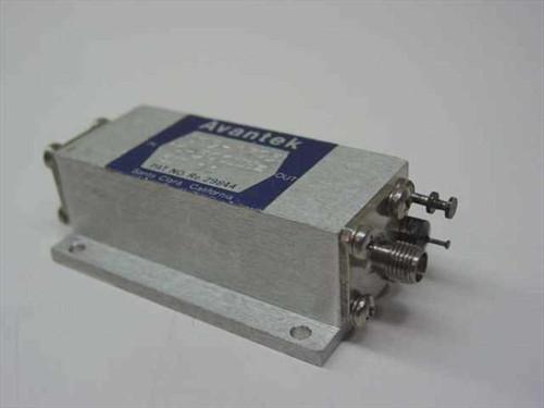 Avantek Amplifier 10-500MHz UT9-1705M