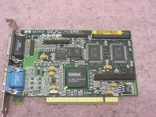 Matrox MGA-MYST/2/GAT PCI Video Card with VGA Port