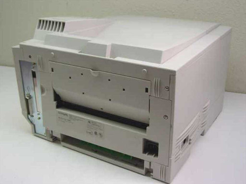 Lexmark 4046 Optra K 1220 Laser Printer 120-127V, 50/60Hz, 5.8A Max