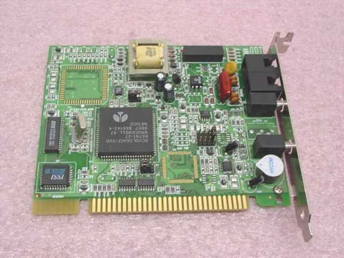 Jaton Modem / ISA Sound Card Traveler 56