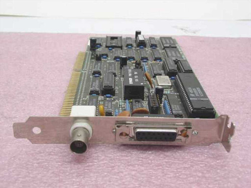 Novell 16 Bit ISA Network Card with AUI 810-149-001