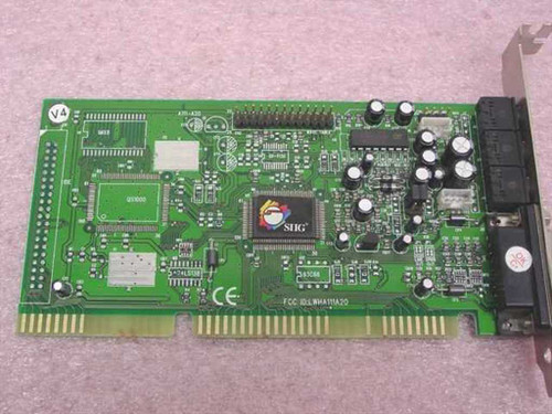 SIIG ISA Sound Card IC-718112