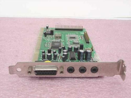 Opti OP931-3DIS ISA Sound Card