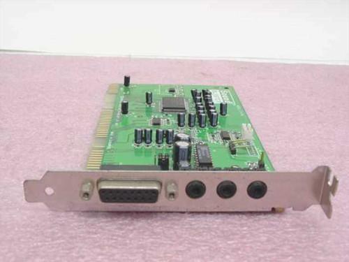 Creative Labs CT4180 16-Bit ISA Sound Blaster VIBRA 16 Sound Card - CT205-TQD2