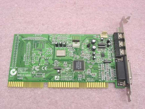 Crystal CX4235-XQ3 16-Bit ISA Sound Card PN: 90.18610.002