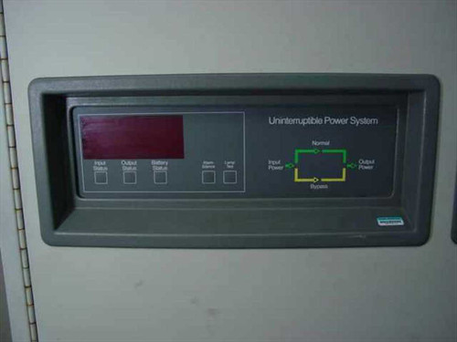 Emerson Computer Power AP340 30kVA 208 3 Phase UPS - No Batteries - As Is