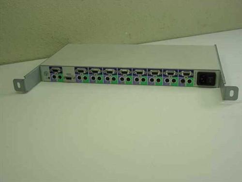 Compaq 8 Port KVM Switch (106-1502-03)