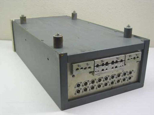 Decca Radar  65347 Interswitch Transceiver Crossover Switch