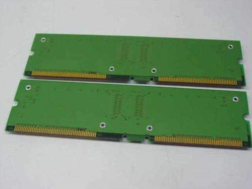 NEC 64MB/2d Rambus Memory - 1 pair MC-4R64FKE8D-845