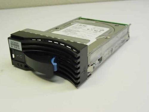 IBM 18P3546 18.2GB SCSI Hot Swap Hard Drive ST318305LC ST31 9V8006 in 34L9068