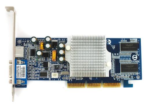 Chaintech SLMX4000T2 GeForce MX4000 128MB AGP Video Card - Dell Optiplex GX400