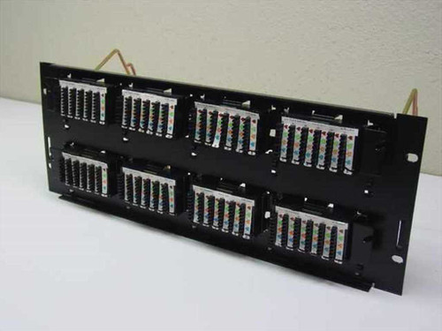 Lucent Telephone Cable Rack (Black)