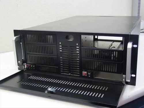 MATT Microsystems 4 U Rack Mount Industrial Computer Case