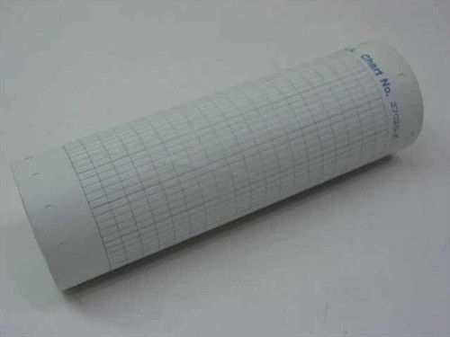 Esterline Angus 37020X Recorder Paper Roll with Pre-Printed Graph (37020-X)