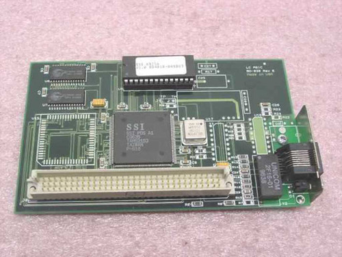 Dayna Ethernet Network Card BD-030 Rev E LC ASIC