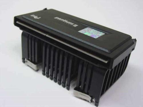 Intel SL2HE 266MHz CPU Pentium 2 Slot 1 Processor 266MHz/512KBCache/66MHz